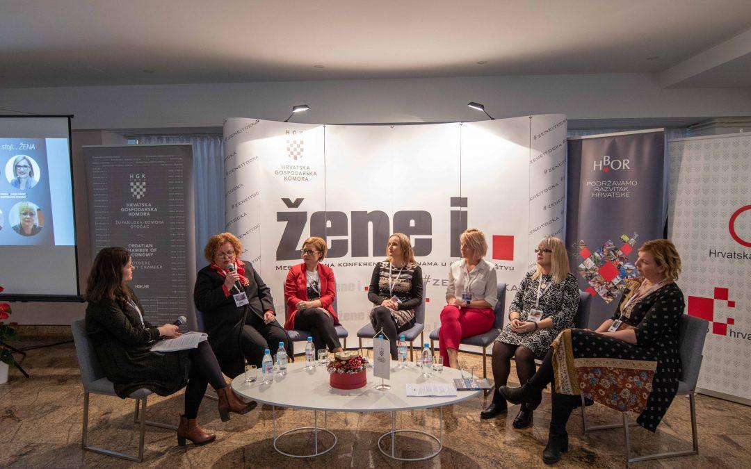 """Promocija i priprema poduzetničke konferencije """"Žene i točka"""""""