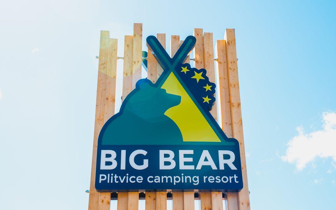 Izrada turističke promotivne brošure za kamp Big Bear
