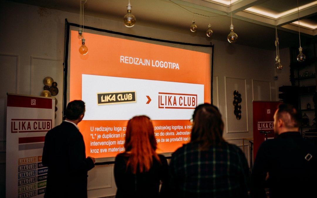 "Redizajn portala Lika Club i kampanja ""Žuto je crveno"""