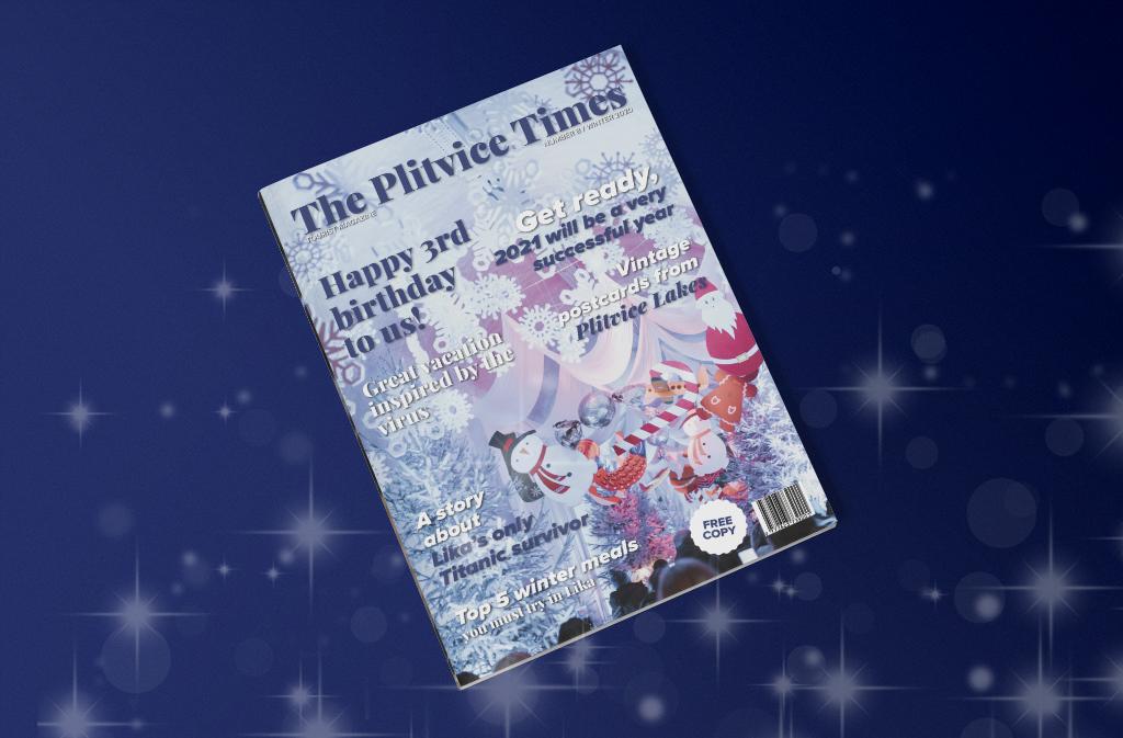 Izašao je osmi broj magazina The Plitvice Times