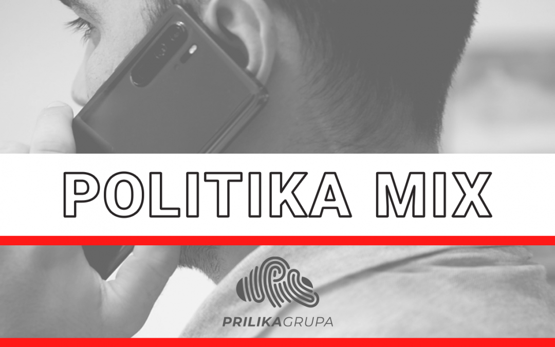 Ususret lokalnim izborima 2021. pripremili smo POLITIKA MIX paket za društvene mreže političara