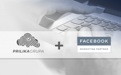 Prilika Grupa je izlistana kao Facebook Marketing Partner