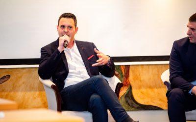 Ante Fumić iz Prilika Grupe nastupio na panelu o razvoju Ličko-senjske županije na Plitvicama