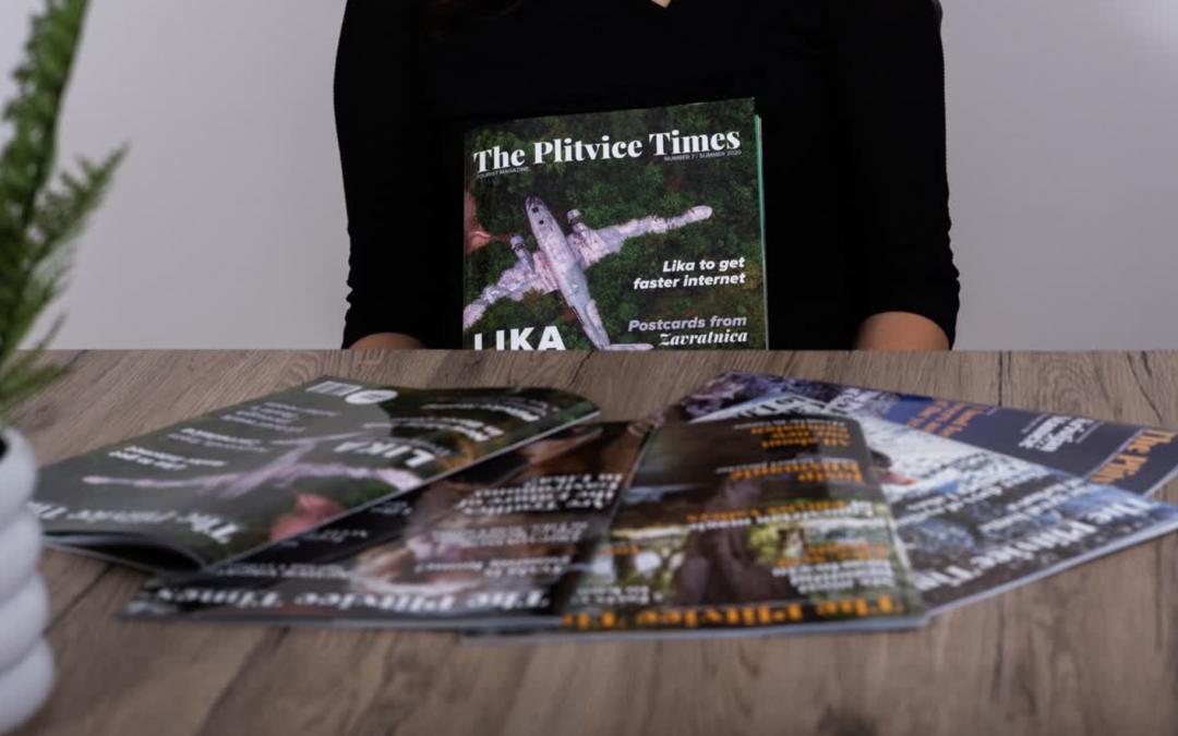 Uvjeti pretplate na magazin The Plitvice Times za sve B2B kupce