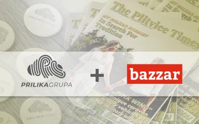 Online trgovina Bazzar i Prilika Grupa potpisali Ugovor o poslovnoj suradnji
