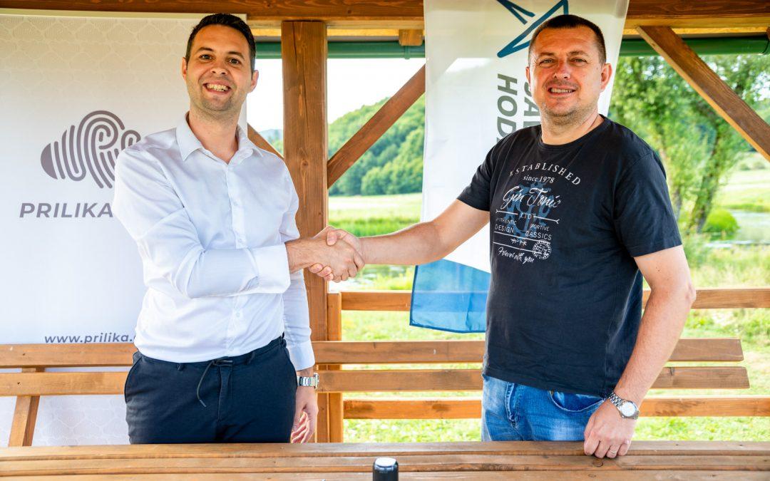 Prilika Grupa je službena PR agencija Hrvatskog Festivala Hodanja 2021.