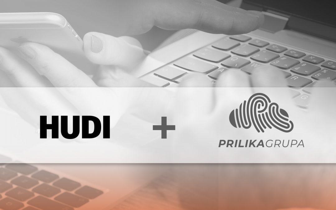 Prilika Grupa je novi član vodećeg strukovnog udruženja za digitalno izdavaštvo i oglašavanje – HUDI